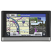 "Garmin nuvi 2497LM Sat Nav, 4.3"" LCD Touch Screen with Free Lifetime Map Updates across Europe"
