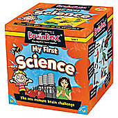 BrainBox My First Science Key Stage 1 Brain Challenge