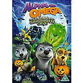 Alpha & Omega: The Legend of the Saw Tooth Cave (DVD)