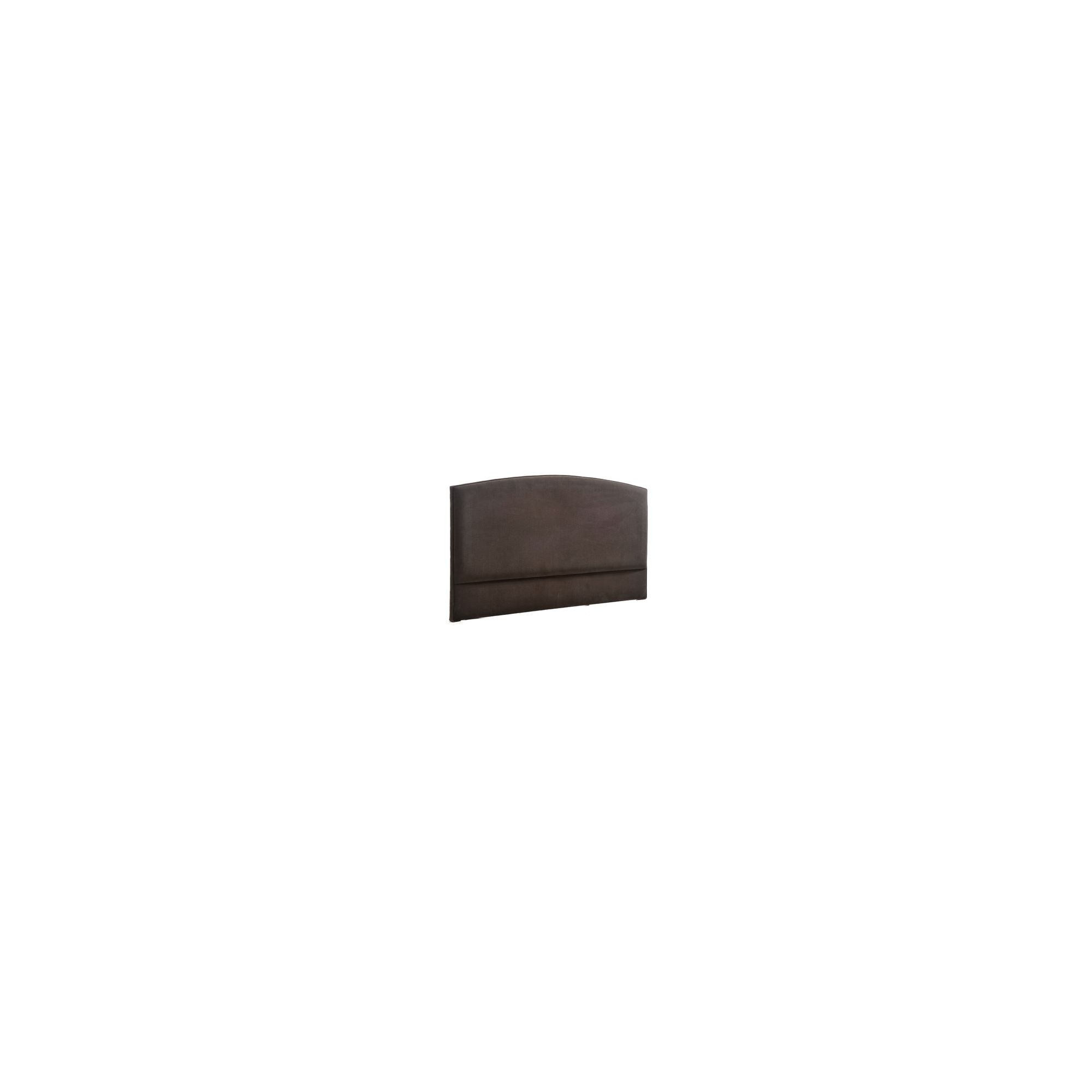 PC Upholstery Manila Headboard - Chocolate - 6' Super King at Tesco Direct