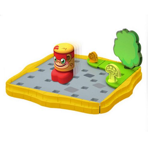 Moshi Monsters Bobble Bots Starter Set With Chop Chop Moshling