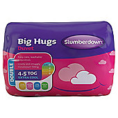 Slumberdown Big Hugs 4.5 Tog Duvet, Double