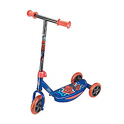 Marvel Ultimate Spider-Man 3-Wheel Scooter