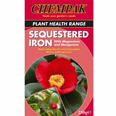 Chempak® Sequestered Iron with Magnesium & Manganese - 1 x 250g pack