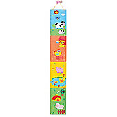 Bigjigs Toys BJ877 Height Chart (Farm)
