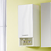 Posseik Nizas 80 x 30cm Lower Wall Cabinet in White