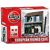 European Ruined Cafe (A75002) 1:76