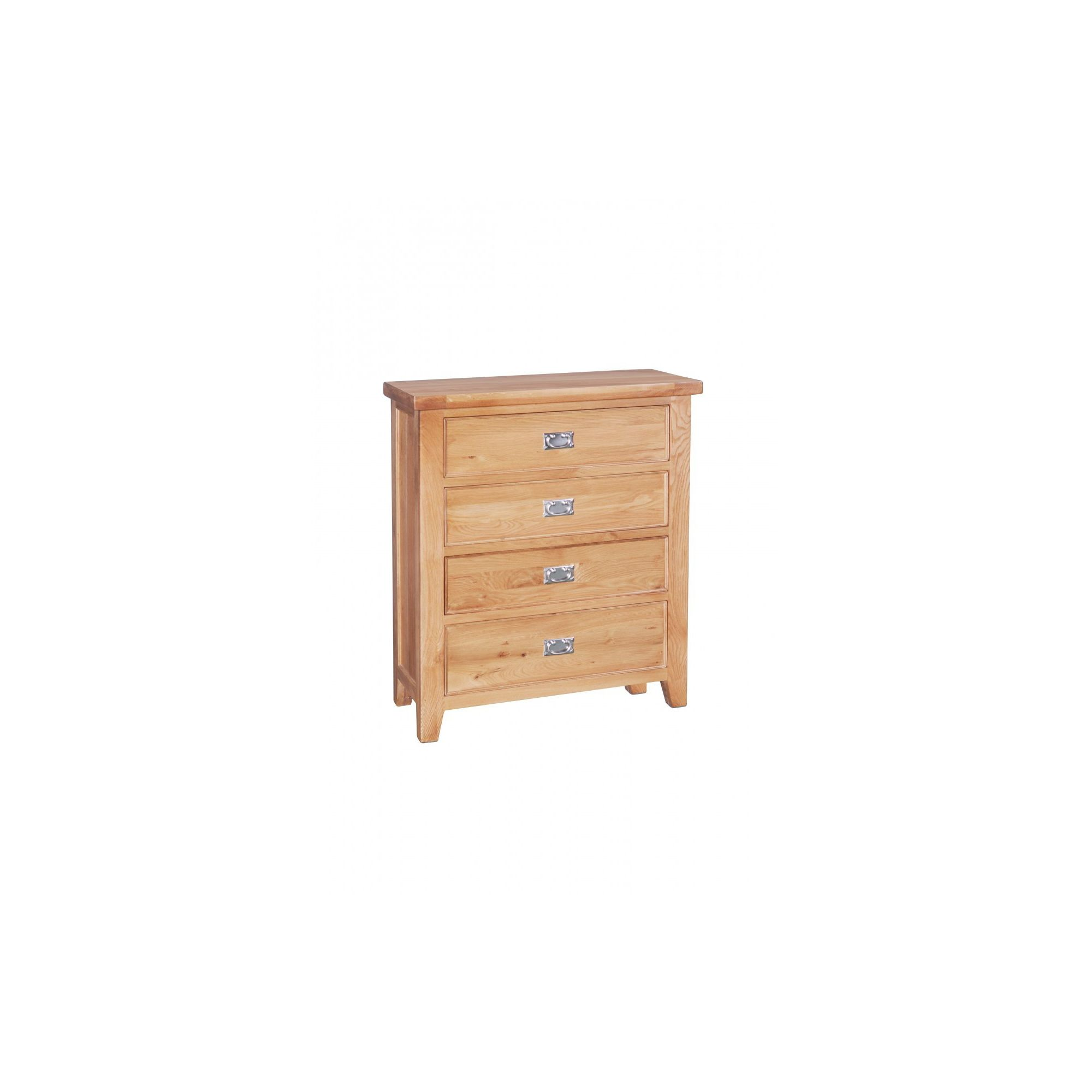 Hawkshead Elegance 4 Drawer Tallboy Chest at Tesco Direct