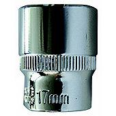 """Stag Super Lock Socket 3/8"""" D 17mm"""