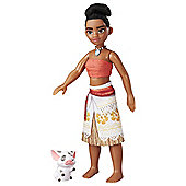 Disney Princess Moana Ocean Explorer Fashion Doll