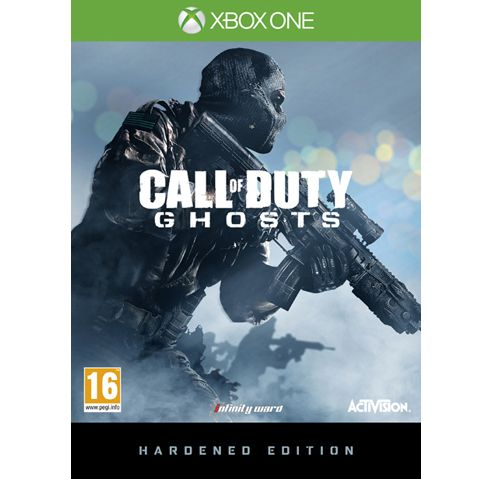 Call Of Duty Ghosts- Hardened Edition  - Xbox One