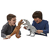 Jurassic World Stomp and Strike Tyrannosaurus Rex Figure