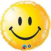 18' Smiley Face Yellow (each)