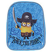 Minions Walk The Plank  Backpack