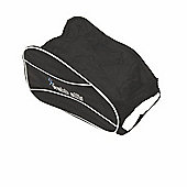 Webb Ellis Touchline Breathable Boot Storage Bag, Black
