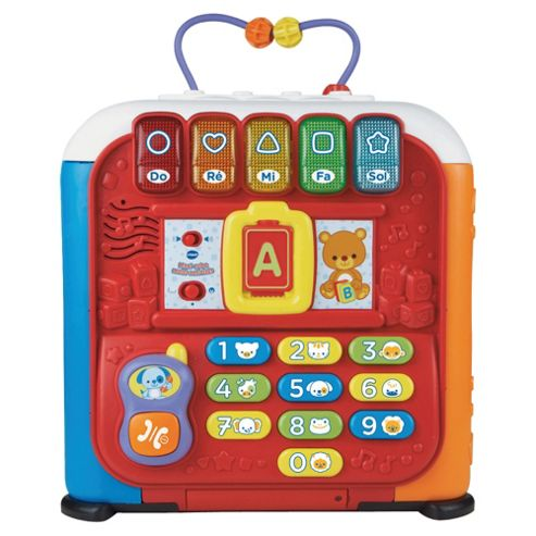 VTech Infant Discovery Cube