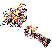 Rainbow Looms Colour Bands Mix - 600 Bands