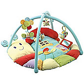Little Bird Told Me Softly Snail Multi-Activity Playmat & Gym