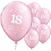 11' 18th Around Pearl Pink (25pk)