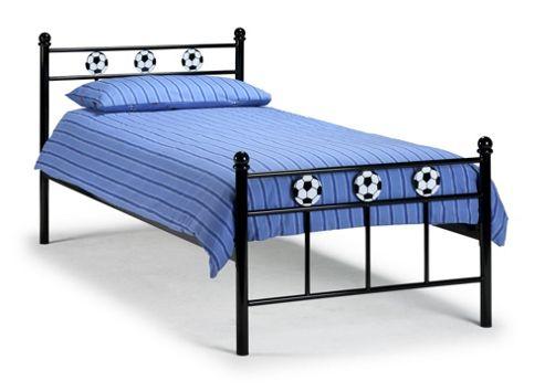 Julian Bowen Albion Football Single Bed Frame