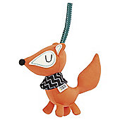 Mamas & Papas Hanging Toy Pattern Fox