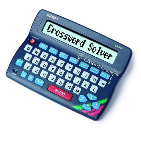 Oxford Crossword Solver