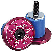 Madd Gear MGP Bar Ends - Purple