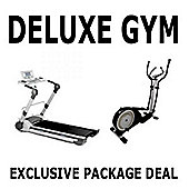 Deluxe Home Gym Package