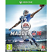 Madden NFL 16 XboxOne