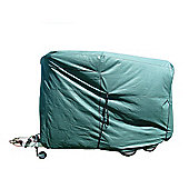 Horsebox Trailer & Hitch Cover Fits 3.3m to 3.7m