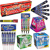 Garden Fireworks Kit 2015