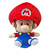 "Official Nintendo Mario Plush Series Stuffed Toy - 5"" Baby Mario"