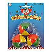 Juggling Balls 3 Piece Set