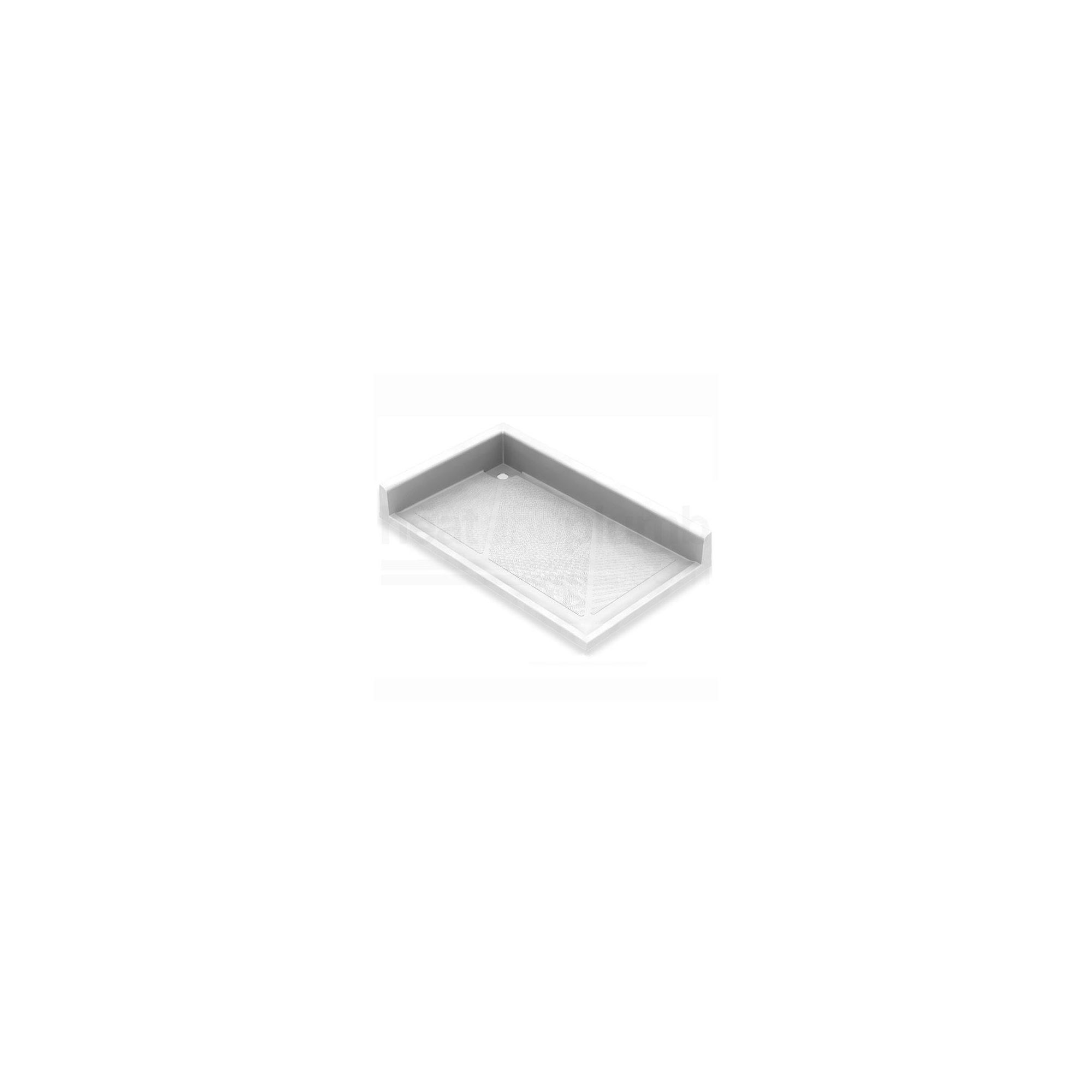 AKW Multi Spec Rectangular Shower Tray 1850mm x 750mm at Tesco Direct