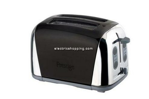 Meyer Prestige 50743 Deco 2 Slice Toaster - Black