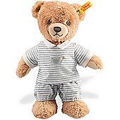 Steiff Sleep Well Bear Grey (25cm)