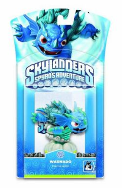 Skylanders - Single Character - Warnado