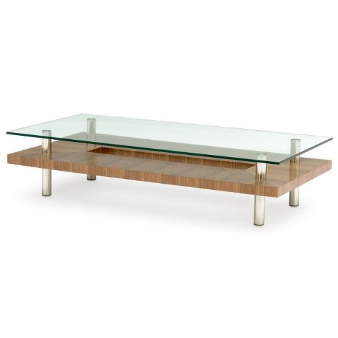 Buy Bdi Natural Stained Walnut Coffee Table From Our Coffee Tables Range Tesco