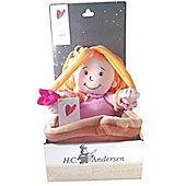 BabyDan Hans Christian Andersen Musical Soft Toy