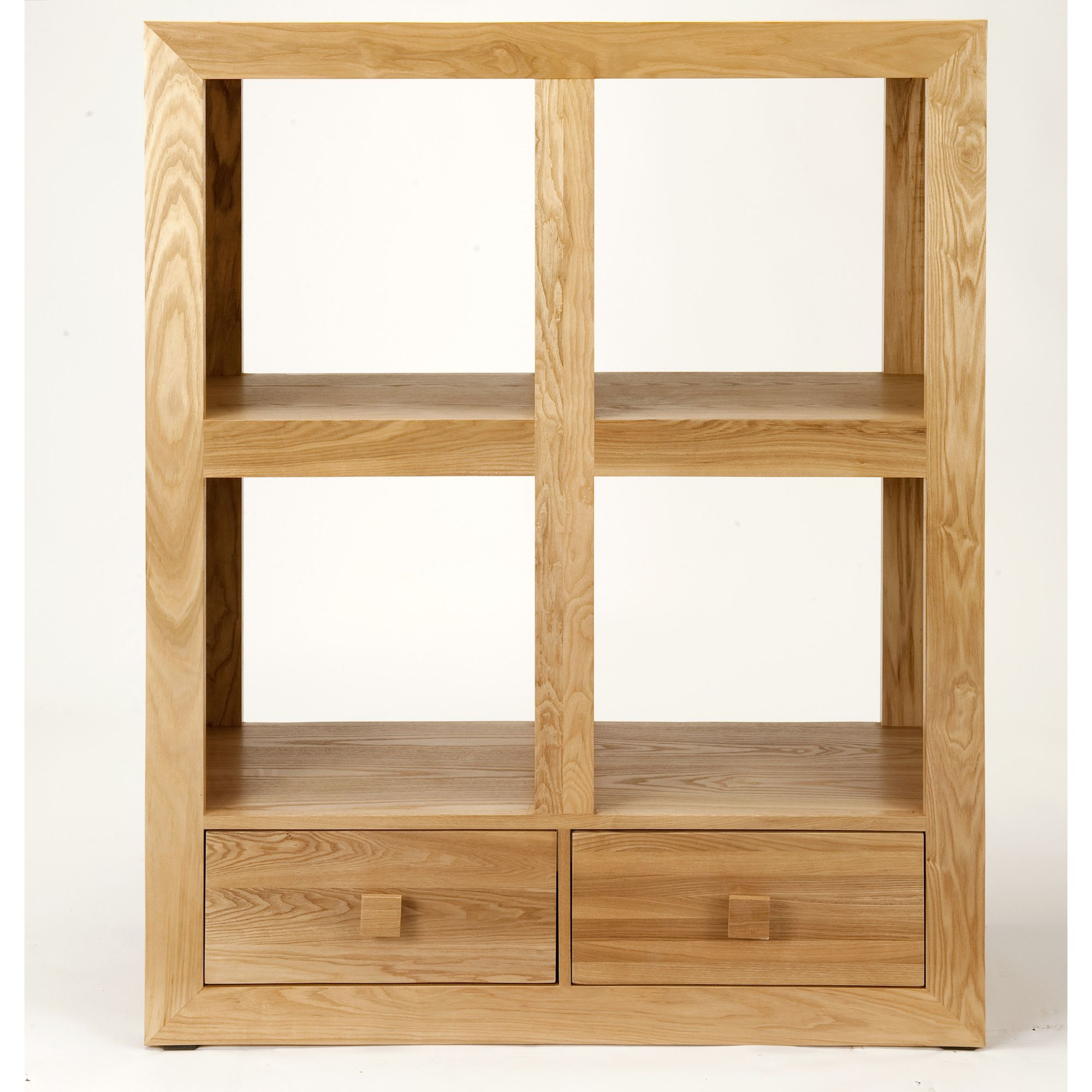 Originals Cubistic Dining Low Wide Bookcase at Tesco Direct