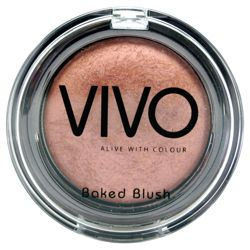 Vivo Baked Blush - Shade 3 - Cinnamon Glow