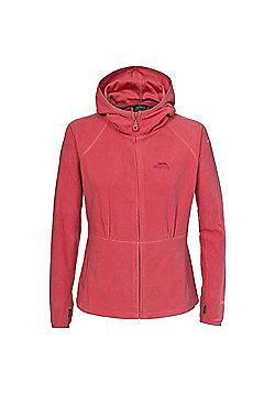 Trespass Ladies Marathon Fleece Jacket RRP 30 - Coral