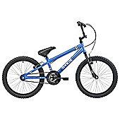 """Banzai Park 20"""" Kids' BMX Bike, Blue"""