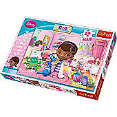 Disney Doc McStuffin Maxi Puzzle - 24 Pieces
