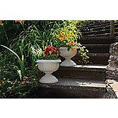 Pk 2 Pedestal Planter
