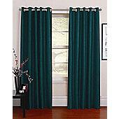 Venezia Ready Made Curtains - Green