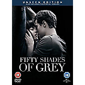 Fifty Shades Of Grey - The Unseen Edition - DVD