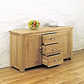 Baumhaus Aston Oak Large Sideboard