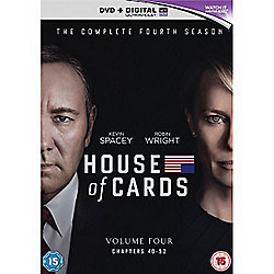 House Of Cards - Season 4 (Red Tag) DVD
