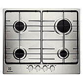 Electrolux EGG6242NOX Built In 60cm Gas Hob in Stainless Steel